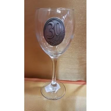 Boros pohár 30