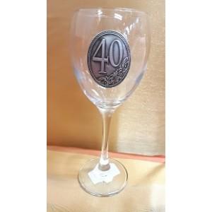 Boros pohár 40