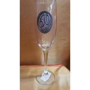 Pezsgős pohár 60