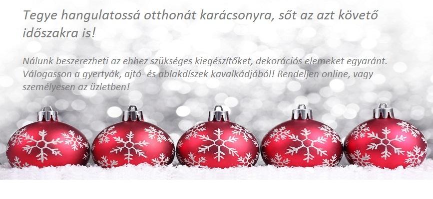 Karácsonyi reklám