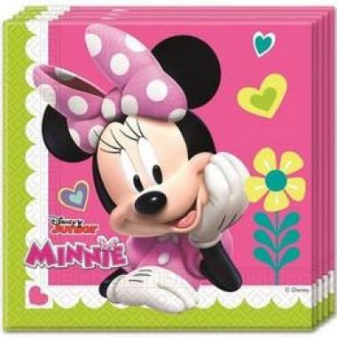 Minnie Happy Helpers Parti Szalvéta
