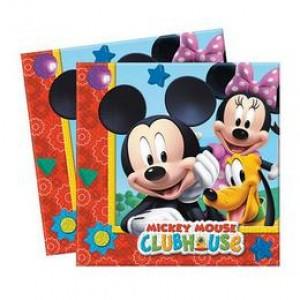 Mikiegér Playful Mickey Parti Szalvéta