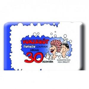 Vonzerőt fokozó szappan 30 éveseknek