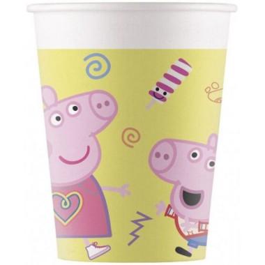 Peppa malac parti pohár