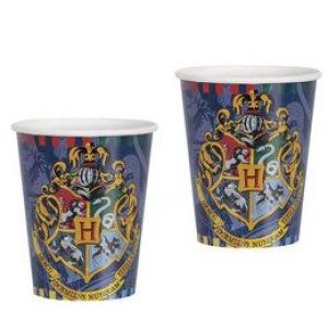 Harry Potter Parti Pohár - 270 ml, 8 db-os