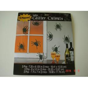 Glitteres pók
