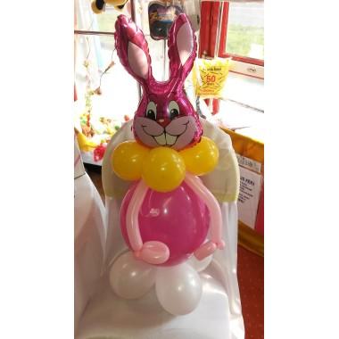 Nyuszi figura húsvétra