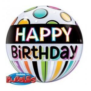 bubbles születésnapi lufi 22