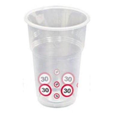 30-as sebességkorlátozós pohár