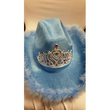 Kék sheriff kalap