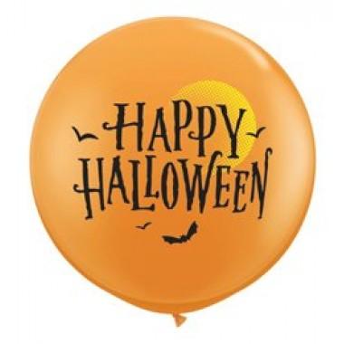 1 méteres  halloweenes gumi lufi