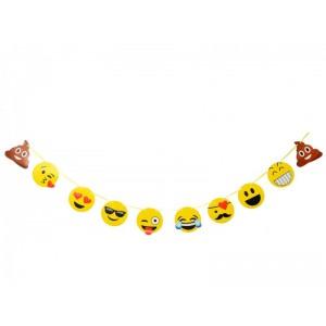 Emoji parti füzér