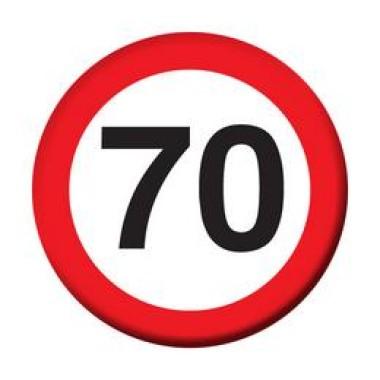 70-ES SEBESSÉGKORLÁTOZÓS KITÛZÕ