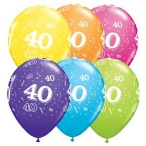 40-es számú 11' gumi lufi