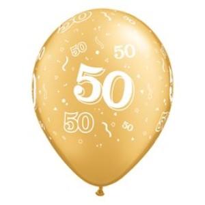 50-es számú 11'  gumi lufi