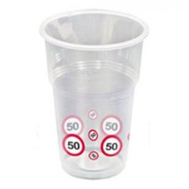 50-es sebességkorlátozós pohár