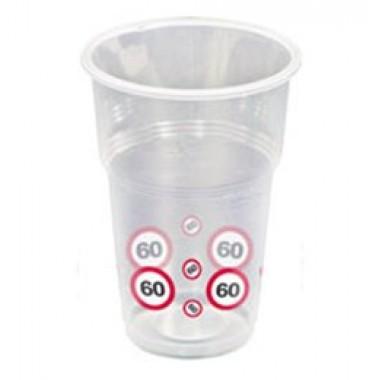 60-as sebességkorlátozós pohár