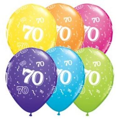 70-es számú 11' gumi lufi