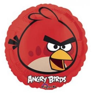 Angry Birds fóliás 18' lufi