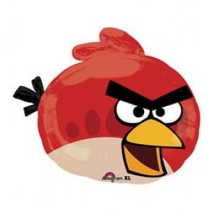 Angry Birds Super shape fóliás lufi