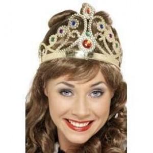 Arany női korona