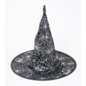 Boszi kalap pókos ezüst