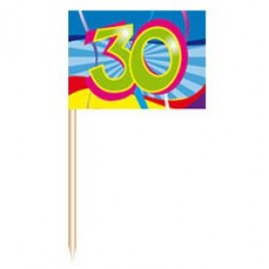 30-as falatka pálcika