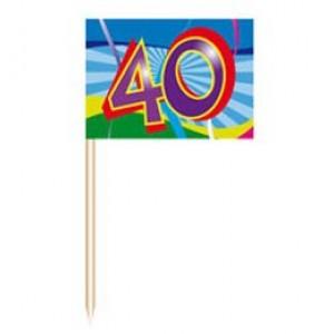 40-es falatka pálcika