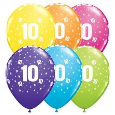 10-es számú 11' gumi lufi