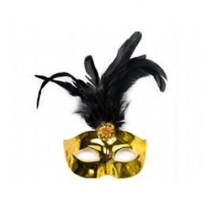 Arany-fekete maszk