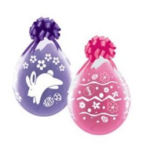 Húsvéti töltős lufi