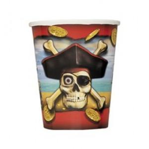 Kalóz bounty party pohár