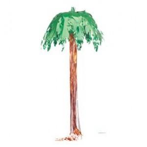 Pálmafa függő dekoráció