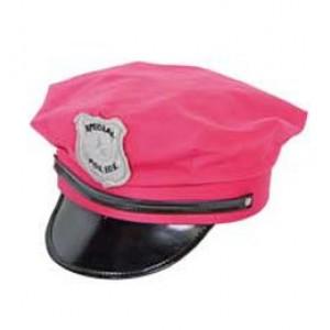 Pink rendőrsapka