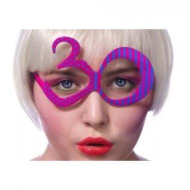Számos szemüveg 30 éveseknek lila