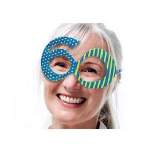 Számos szemüveg 60 éveseknek kék