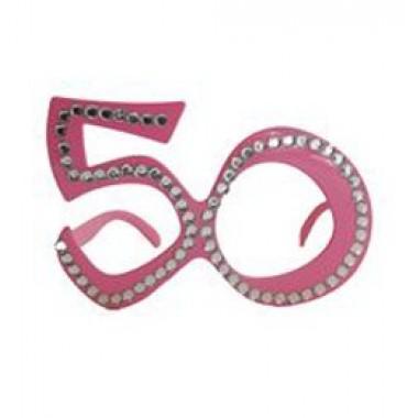 Számos szemüveg 50 éveseknek pink