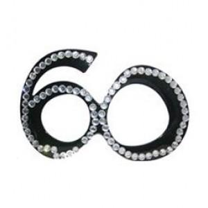 Számos szemüveg fekete 60 éveseknek