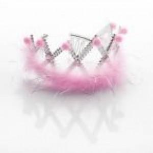 Tiara tollas pink