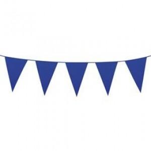 Nagy kék zászló 10 m-es