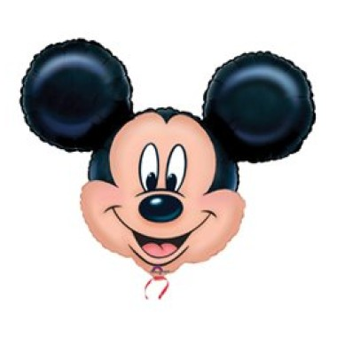 Mickey Mouse super shape fóliás lufi