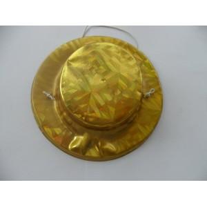 Mini aranykalap