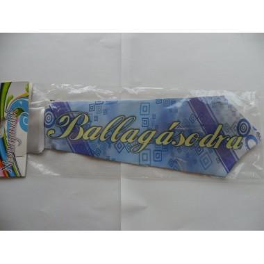 Ballagási nyakkendő egyszínű