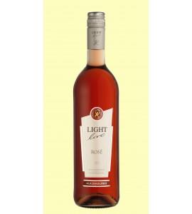 Light Live Rosé Alkoholmentes Bor
