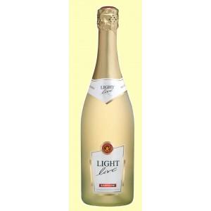 Light Live White Pezsgő